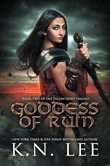 Goddess of Rum