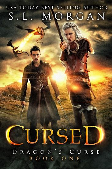 Cursed Book 1 by S.L. Morgan
