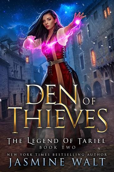 Den of Thieves by Jasmine Walt - Book 2