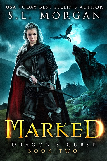 Marked Book 2 by S.L. Morgan