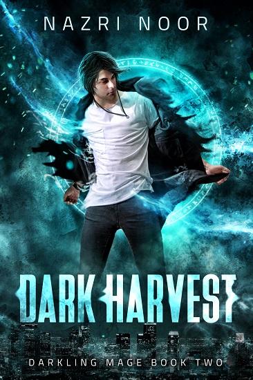Dark Harvest Book 3 by Nazri Noor