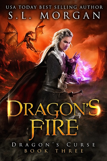 Dragon's Fire Book 3 by S.L. Morgan