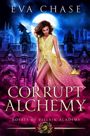 Academy Fantasy Corrupt Alchemy