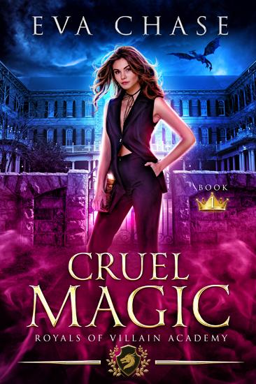Academy Fantasy Cruel Magic
