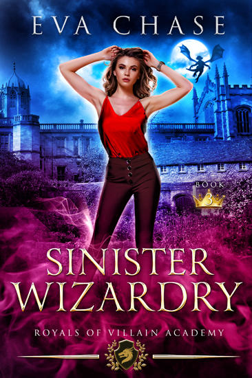 Academy Fantasy Sinister Wizardry
