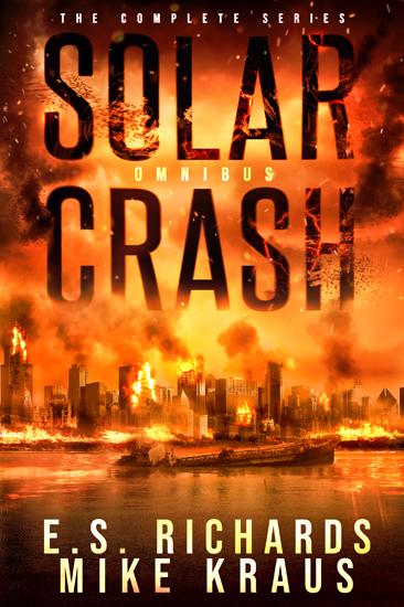 Post Apocalypse Solar Crash Omnibus