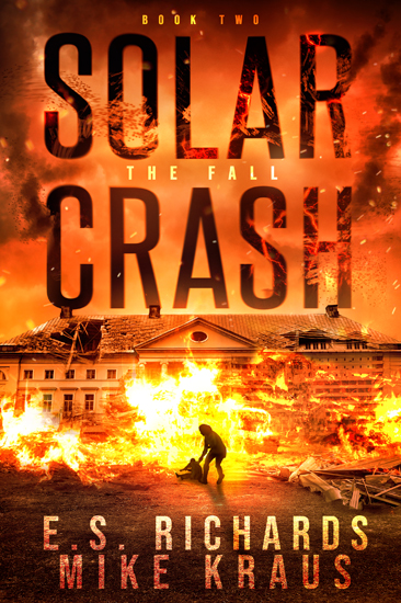 Post Apocalypse Solar Crash The Fall