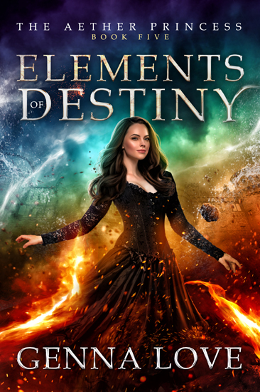 Urban Fantasy Academy Elements of Destiny