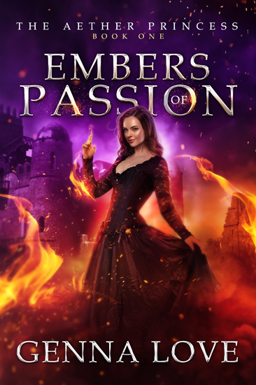 Urban Fantasy Academy Embers Passion
