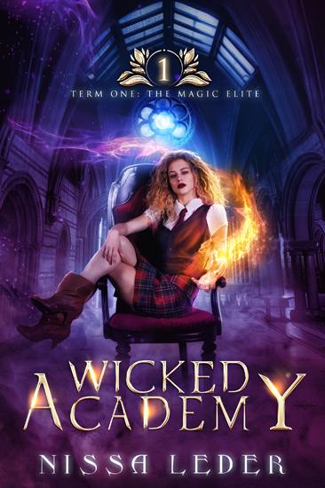 Urban Fantasy Academy Wicked Academy 1