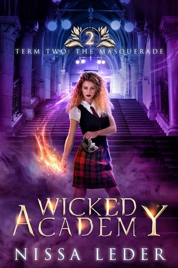 Urban Fantasy Academy Wicked Academy 2