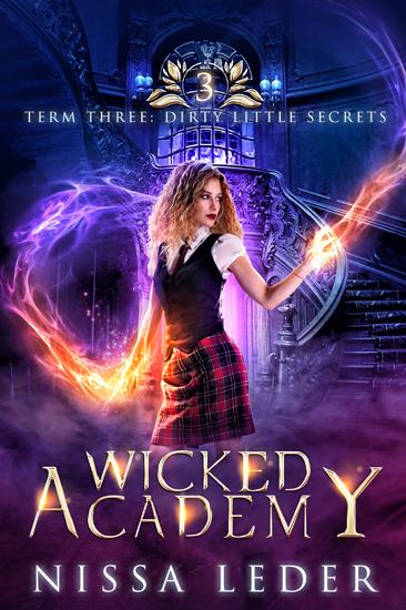 Urban Fantasy Academy Wicked Academy 3