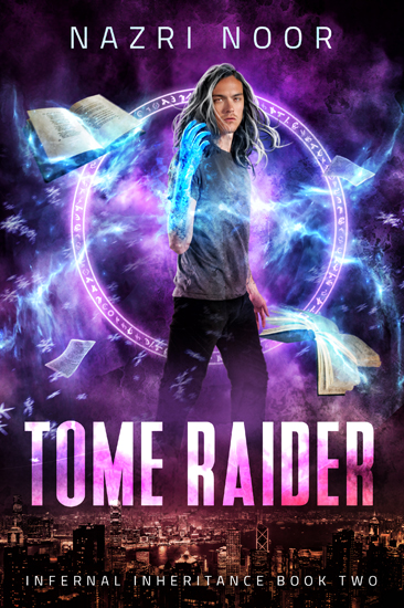 Urban Fantasy Tome Raider