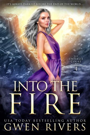 YA Fantasy Into The Fire