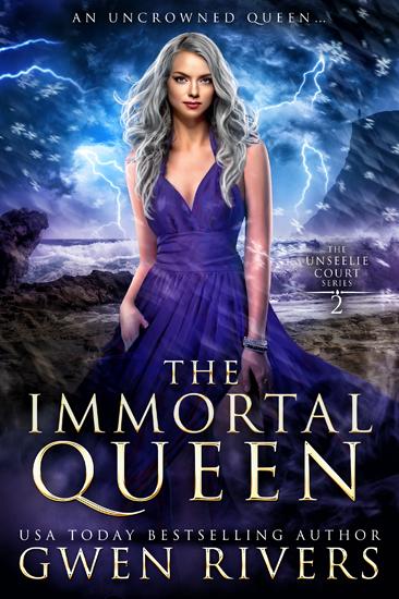 YA Fantasy The Immortal Queen