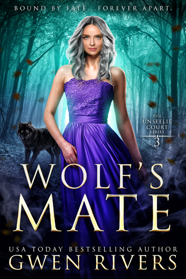 YA Fantasy Wolf's Mate