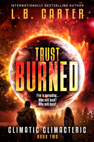 Young Adult Trust Burned